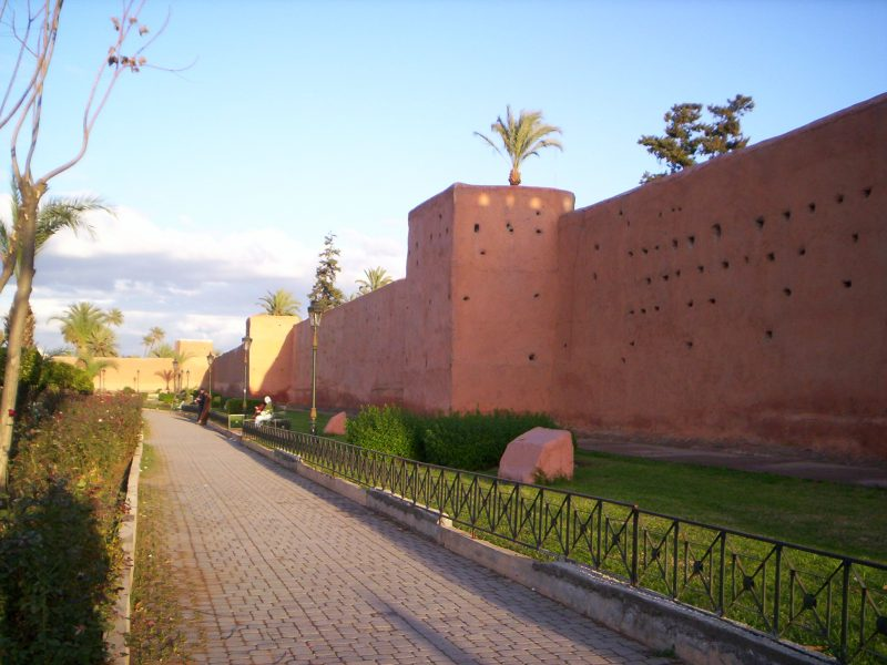 Remparts Marrakech