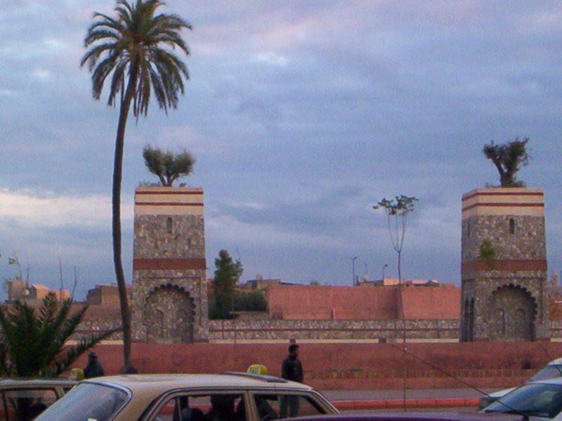 Remparts Marrakech