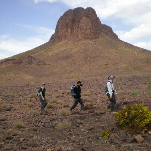 Le Saghro, un massif sauvage et farouche